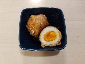 ゆで卵の豚バラ巻き