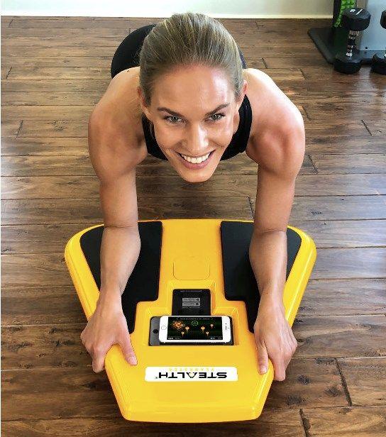 普段使わない筋肉のトレーニング