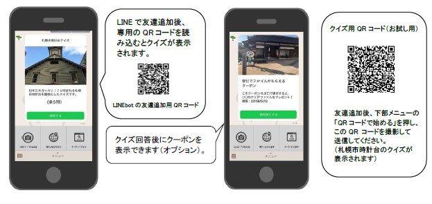 LINEボットサービス