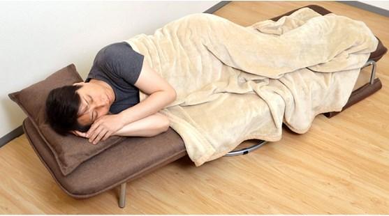 客用のベッドにも最適