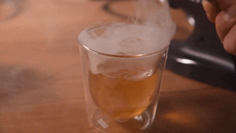 液体の燻製も