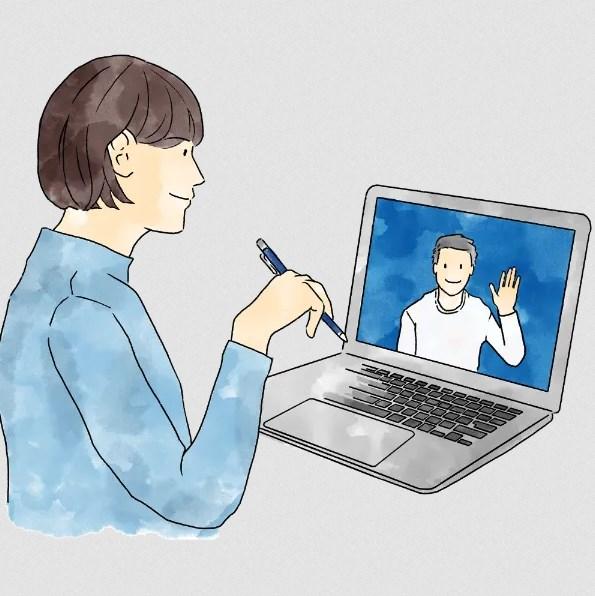 WEB会議に対応