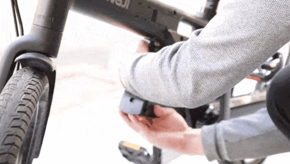 取り外せるバッテリー