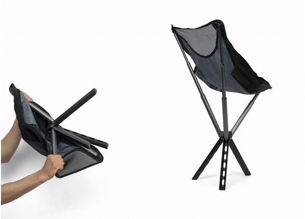 折り畳みできる椅子