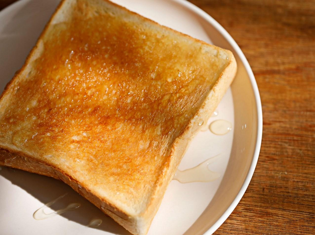 おいしいトーストが焼ける